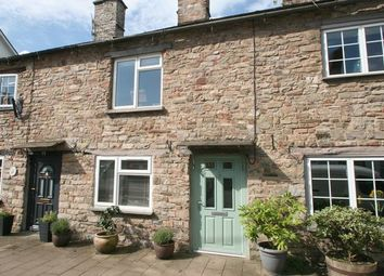 Thumbnail 2 bed terraced house for sale in National Terrace, Brook Street, Bampton, Tiverton