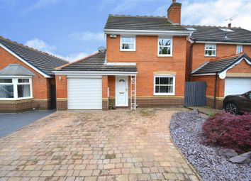 Thumbnail 3 bed detached house for sale in Chester Green, Toton, Beeston, Nottingham