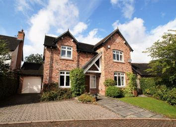 Thumbnail 4 bed property for sale in Fieldside Close, Goostrey, Crewe