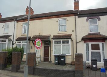 Thumbnail 3 bed terraced house for sale in Cannon Hill Place, Balsall Heath