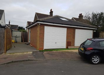 Thumbnail 1 bed bungalow for sale in Maypole Drive, Chigwell