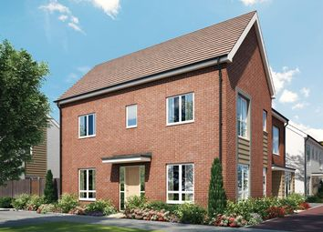 Thumbnail 3 bed semi-detached house for sale in Hemlock Road, Coalville