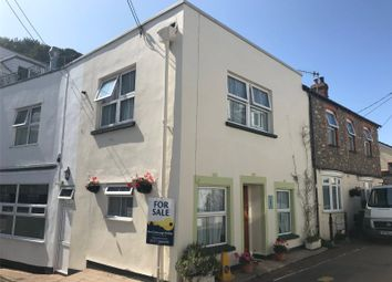 Thumbnail 2 bed semi-detached house for sale in Cross Street, Combe Martin, Ilfracombe