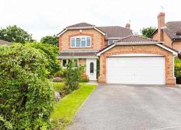 Thumbnail 4 bed detached house for sale in Farriers Way, Winsford