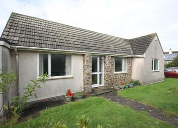 Thumbnail 4 bed detached bungalow for sale in Hillcrest Close, Wembury, Plymouth