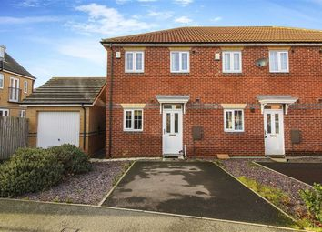 Thumbnail 2 bed terraced house for sale in Consort Place, Longbenton, Tyne & Wear