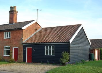 Thumbnail 3 bed cottage for sale in The Street, Charsfield, Woodbridge