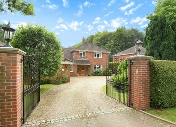 4 bed detached house for sale in Telegraph Lane, Four Marks, Alton, Hampshire GU34