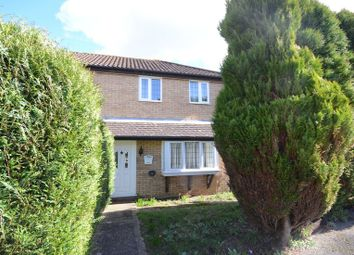 Thumbnail 1 bed terraced house to rent in Wargrove Drive, College Town, Sandhurst