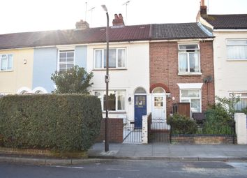 Thumbnail 4 bed terraced house to rent in Goodwood Road, Southsea