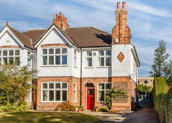 Thumbnail 6 bed semi-detached house for sale in Stockton Lane, York