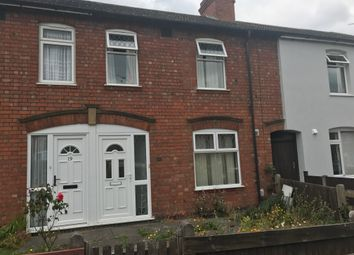 Thumbnail 3 bed terraced house to rent in Brightmere Road, Coventry