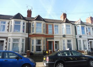 Thumbnail 3 bedroom terraced house for sale in Inverness Place, Roath, Cardiff