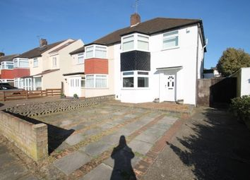 Thumbnail 4 bed property for sale in Cheriton Avenue, Clayhall