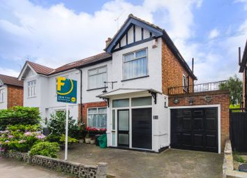 Thumbnail 3 bed semi-detached house for sale in Siward Road, Bromley