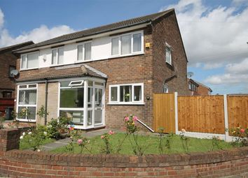 Thumbnail 3 bed semi-detached house for sale in Glebe Lane, Widnes