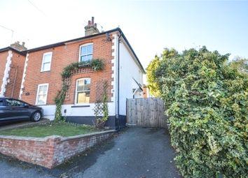 3 bed semi-detached house for sale in Portland Road, Bishop's Stortford, Hertfordshire CM23
