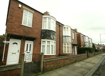 Thumbnail 2 bedroom flat for sale in Princess Louise Road, Blyth, Northumberland