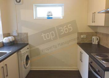 Thumbnail 4 bed end terrace house to rent in Mettham Street, Lenton, Nottingham