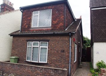 Thumbnail 3 bed detached house for sale in Gads Hill, Gillingham