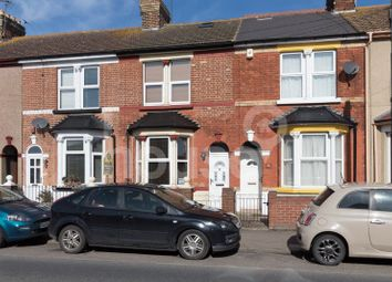 Thumbnail 4 bed terraced house for sale in Queenborough Road, Minster On Sea, Sheerness