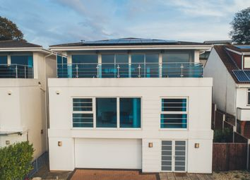 Thumbnail 4 bed detached house for sale in Brownsea View Avenue, Lilliput, Poole, Dorset