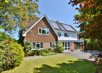 Thumbnail 5 bed detached house for sale in Sheepdown Drive, Petworth