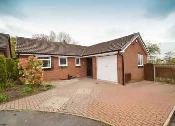 Thumbnail 3 bed detached bungalow for sale in Lords Croft, Clayton-Le-Woods, Chorley