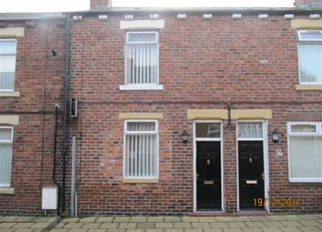 Thumbnail 2 bed terraced house to rent in Regent Street, Eldon Lane, Bishop Auckland