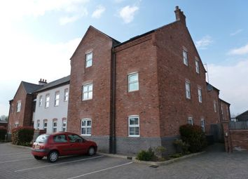 Thumbnail 1 bed flat to rent in Cross Street, Wigston