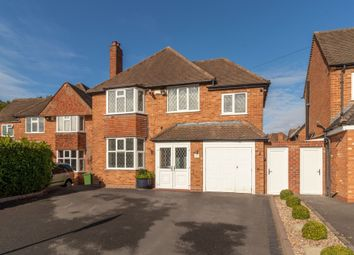 4 bed detached house for sale in Naseby Road, Solihull B91