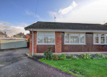 Thumbnail 2 bed semi-detached bungalow for sale in Pilgrims Close, Monks Risborough, Princes Risborough