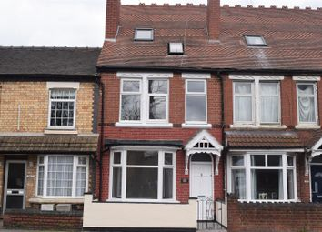 Thumbnail 4 bed terraced house for sale in Arbury Road, Nuneaton