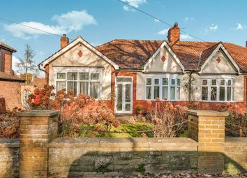 Thumbnail 3 bed bungalow for sale in Coniscliffe Road, Darlington