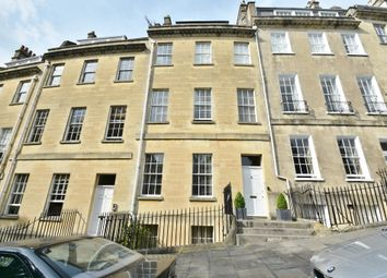 Thumbnail 1 bedroom flat to rent in Lansdown Place West, Bath