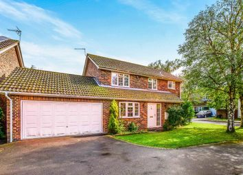 Thumbnail 4 bed detached house for sale in River Mead, Ifield, Crawley