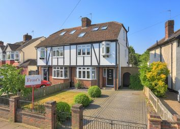 Thumbnail 4 bed semi-detached house for sale in Tavistock Avenue, St. Albans