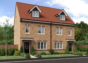Thumbnail 4 bed semi-detached house for sale in Beacon Park Joe Lane, Catterall, Preston