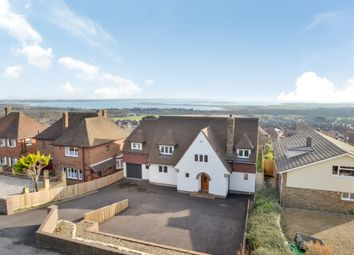 Thumbnail 4 bedroom detached house for sale in Portsdown Hill Road, Portsmouth
