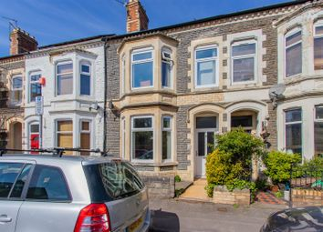 Thumbnail 3 bed property to rent in Denton Road, Canton, Cardiff