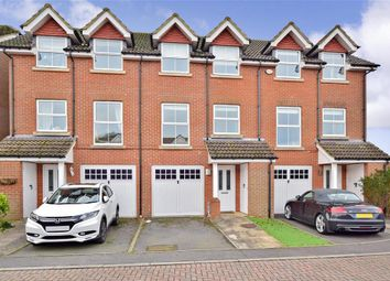 Thumbnail 4 bed town house for sale in Greenacres, Lower Kingswood, Tadworth, Surrey