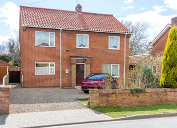 Thumbnail 4 bed detached house for sale in Water Lane, Hemingbrough, Selby