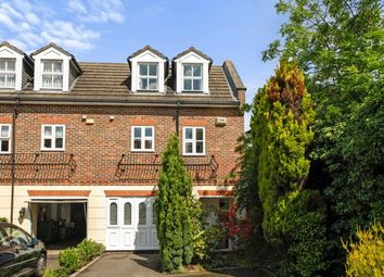 Thumbnail 4 bed town house to rent in Sandown Gate, Esher
