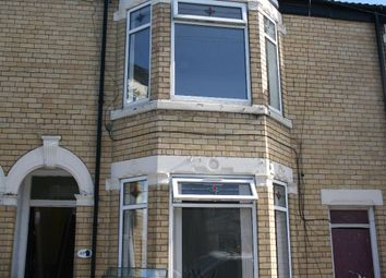 Thumbnail 4 bed terraced house to rent in Glencoe Street, Hull