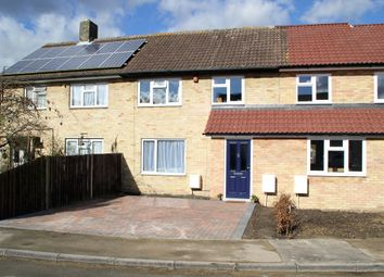 Thumbnail 3 bedroom terraced house for sale in Barrons Green, Shepreth, Royston