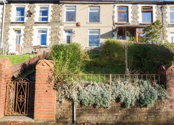Thumbnail 3 bed terraced house for sale in Partridge Road, Tonypandy