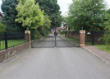 Thumbnail 4 bed detached house for sale in Willow Gardens, Barrow-Upon-Humber, Lincolnshire