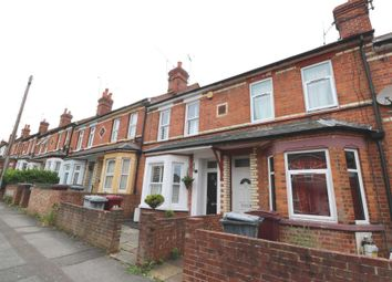 Thumbnail 3 bed terraced house to rent in Shaftesbury Road, Reading