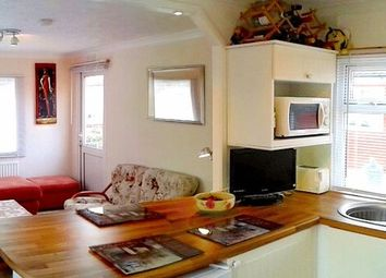 Thumbnail 1 bed mobile/park home for sale in St. Oswalds Park, Dunham-On-Trent, Newark