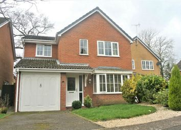 Thumbnail 4 bed detached house for sale in Fountains Place, Eye, Peterborough